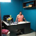 Sandra's office
